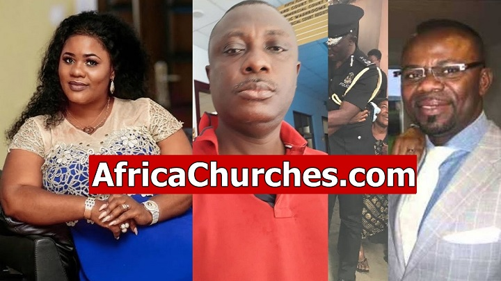 Pastor Love Breaks Silence & How Obaapa Christy Tried to Slàpped him, How Christy Snatch Husband From Kate in Hamburg - Germany [Watch Video]