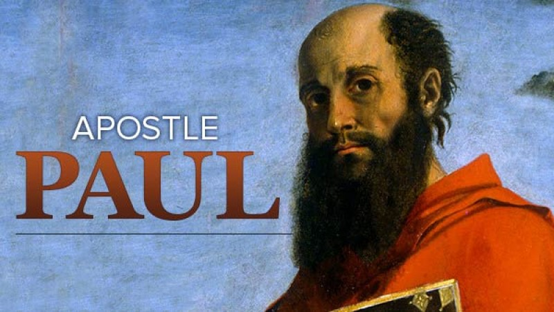 Was Apostle Paul Married or Apostle Paul Single? Yes, He Was. Here's How We Know. [Audio Reading In 6 Languages]