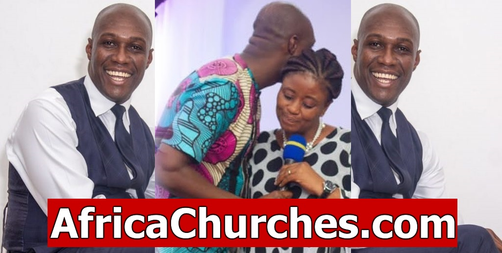 Prophet Kofi Oduro's Wife Caught Him Cheating With His Secret Girlfriend
