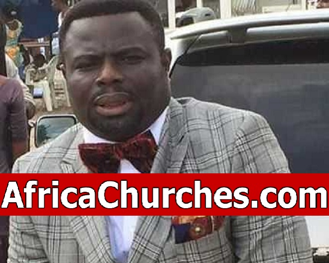 Profile And Biography Of Prophet Seth Frimpong