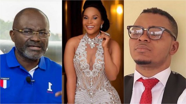Kennedy Agyapong lists Bishop Obinim girls