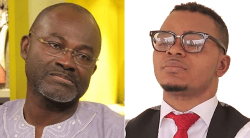 Ghanaian MP, Ken Agyapong reveals how Bishop Obinim impregnated wife's sister [Video]
