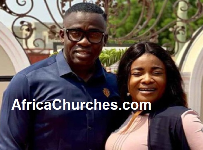 The story behind Ghanaian Gospel Star, Ohemaa Mercy's divorce - Afia Schwarzenegger Reveals [Video]