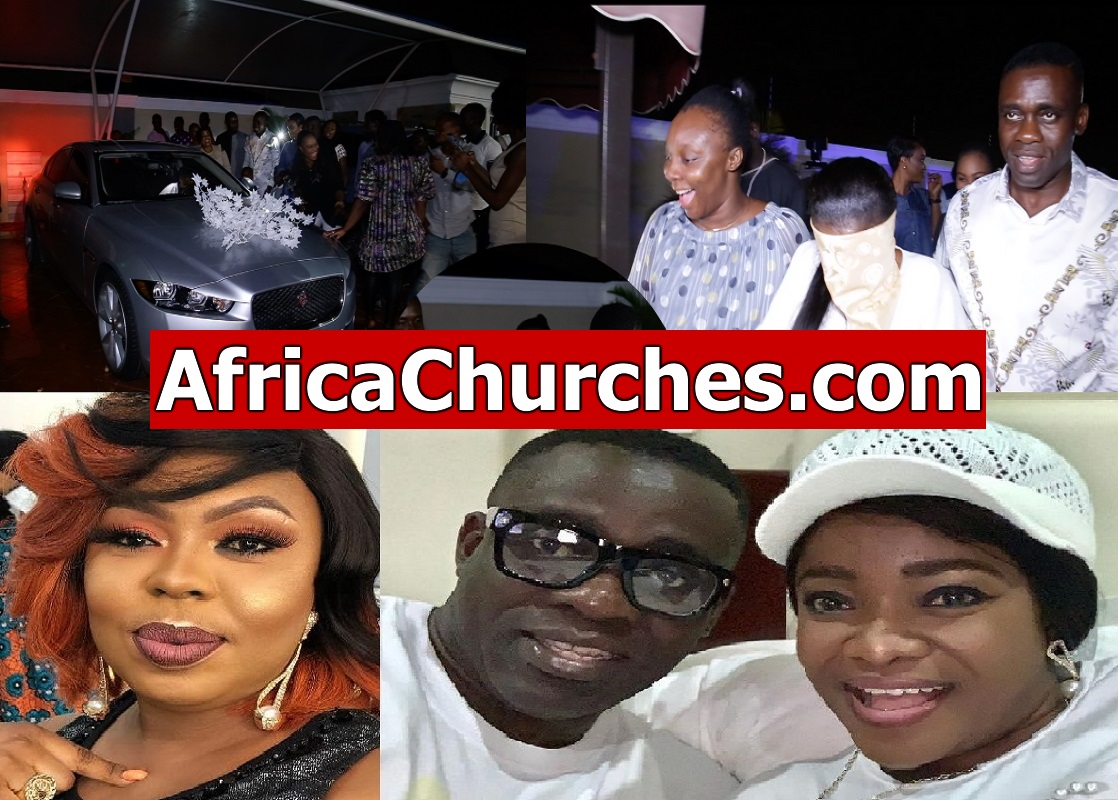 Ghanaian Gospel Singer Ohemaa Mercy's husband 'birthday car gift' to her was fake – Afia Schwarzenegger [Video]