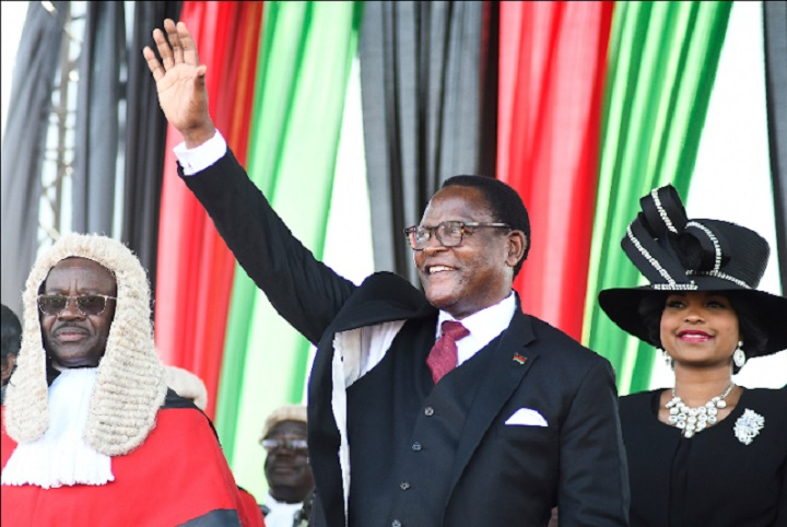 Former President of the Malawi Assemblies of God Churches, Dr Lazarus Chakwera wins rerun of Malawi's presidential 2020 election[Video]