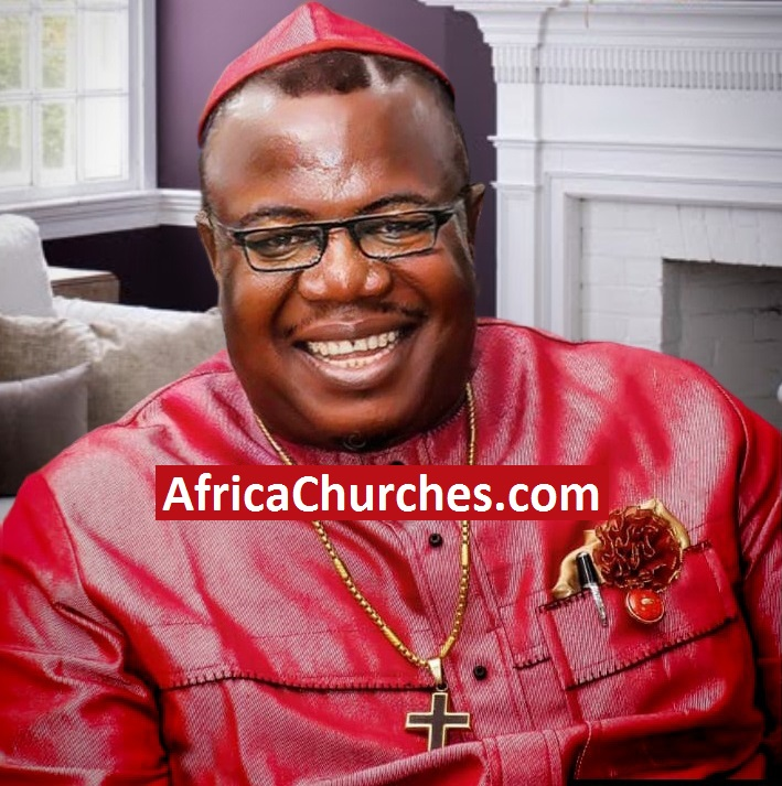 Official Profile And Biography Of Bishop Dr Praise Oliver