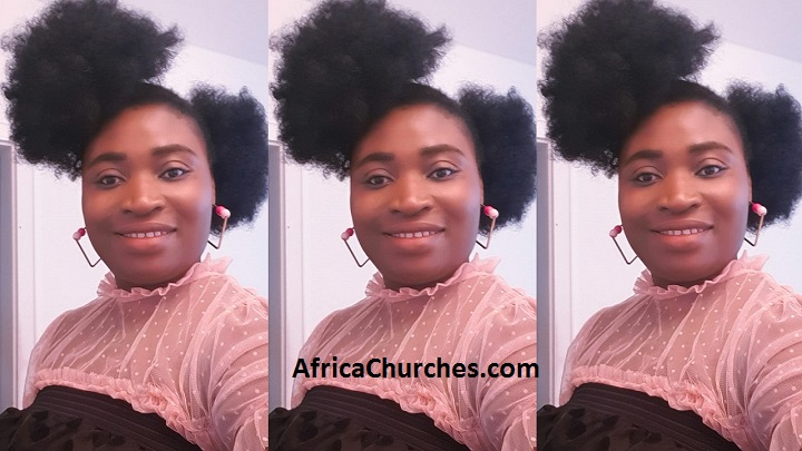 Ghanaian Gospel Musician & Professional Nurse, QueenLet Appeals To Ghana Government to FINE anyone without face mask...