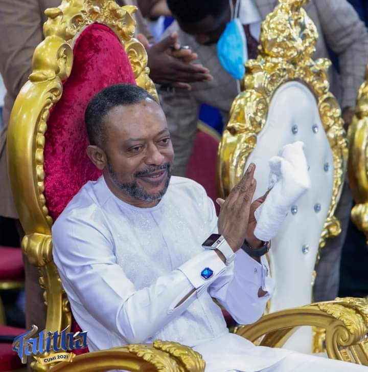 Prophet Isaac Owusu Bempah in court for assaulting police officers (Video)